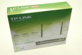 300Mbps Wireless N Range Extender, Atheros, 2T2R, 2.4GHz, 802.11n/g/b