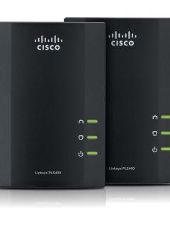 Linksys PLSK400 - CPL HomePlug AV 200Mbps