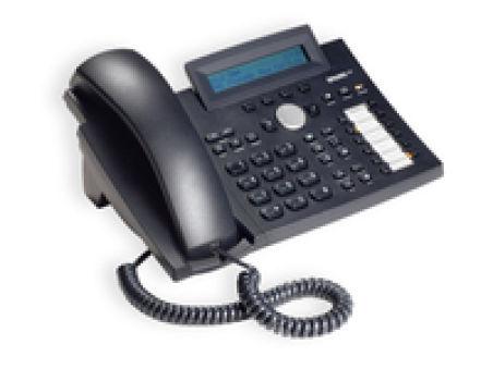 Téléphone IP Snom 320 - Noir - Green - sans alim.