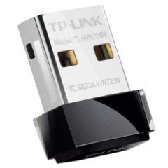 150Mbps Wireless N Nano USB Adapter, Support 802.11b/g/n - Nano size