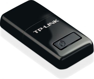 300Mbps Wireless N Mini USB Adapter, 2.4GHz, 802.11n/g/b, QSS button