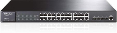 24-Port Gigabit L2 Managed Switch - 4 SFP Slots