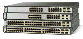 Commutateur Cisco Catalyst 3750 12 SFP + IPB Image