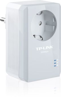 AV500 Powerline Adapter With AC Pass Through