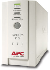 Back-UPS CS 650VA 230V