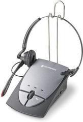 S12 Micro-Casque Duoset micro anti-bruit avec témoin de ligne et amplificateur (chargeur secteur inc