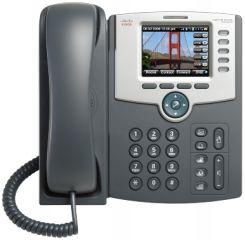 Téléphone IP 5 Line Cisco SB PRO - Color Display, PoE, 802.11g, Bluetooth