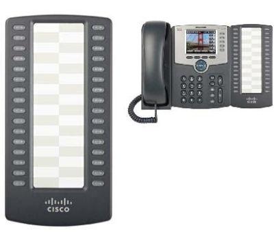 Le module d'extension Cisco® SPA 500S fait partie de la gamme Cisco Small Business Pro et est conçu