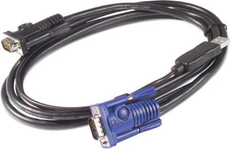APC KVM USB Cable - 6 ft (1,8 m)