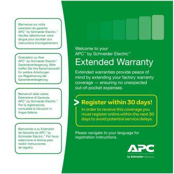 Services Pack extension de garantie 3 ans