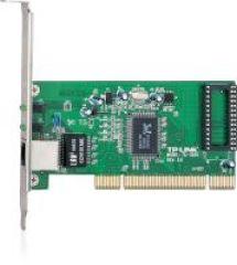 32bit Gigabit PCI Networks Interface Card, RealTek RTL8169SC, 10/100/1000