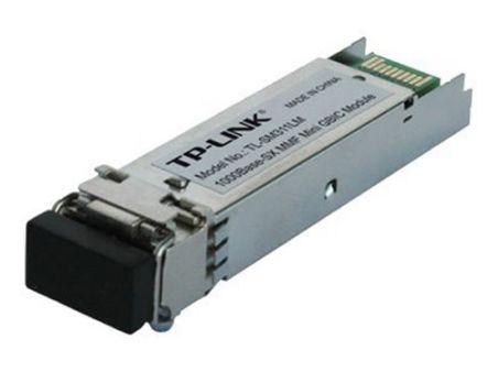 Gigabit SFP module, Multi-mode, MiniGBIC, LC interface, Up to 550/275
