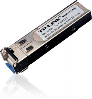 1000Base-BX WDM Bi-Directional SFP Module, LC connector, TX:1310nm/RX
