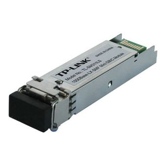 Gigabit SFP module, Single-mode, MiniGBIC, LC interface, Up to 10km d
